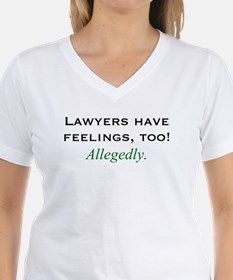 Lawyers Have Feelings Shirt