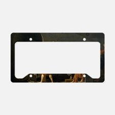 23x35_socreates death License Plate Holder