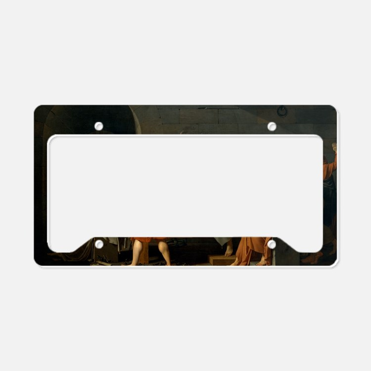 magnet2 License Plate Holder