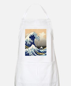 great wave shower Apron