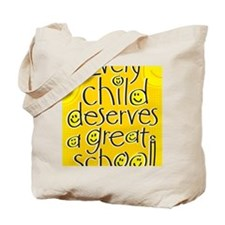 EveryChildPoster16x20 Tote Bag