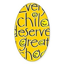 EveryChildPoster16x20 Decal