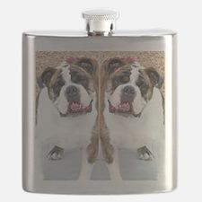 bulldog flip flops Flask