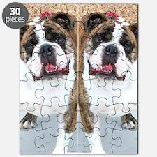 bulldog flip flops Puzzle