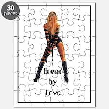 bondage bound by love straps Puzzle
