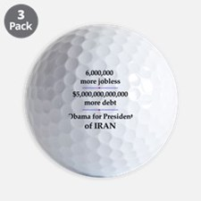 iranpresident Golf Ball