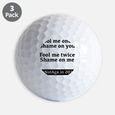 noagain Golf Ball