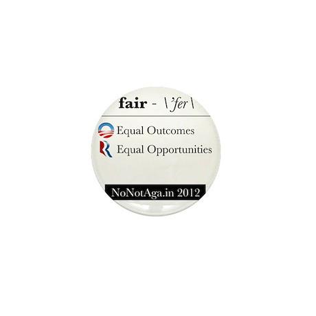 fairness Mini Button
