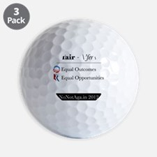fairness Golf Ball