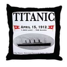 TG2 White12x12-a Throw Pillow