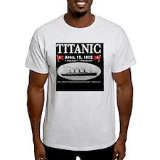 TG 19x244DuvetTwin T-Shirt