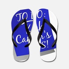 D To Do - Kick Cancers Ass Rectal Flip Flops