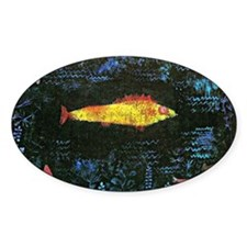 Klee - The Goldfish Decal