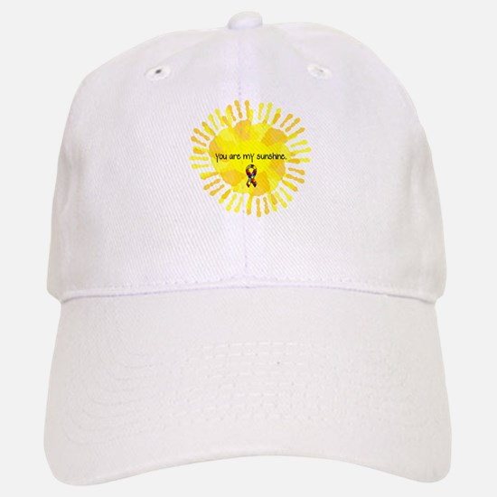 You are my Sunshine Baseball Baseball Cap