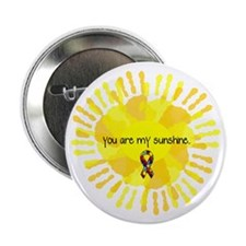 """You are my Sunshine 2.25"""" Button (100 pack)"""