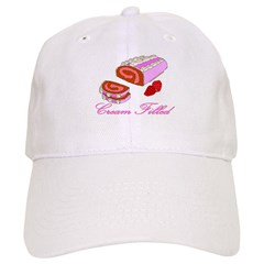 Cream Filled Baseball Cap