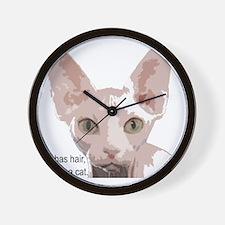 itishashair Wall Clock