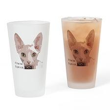 itishashair Drinking Glass