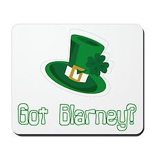 Got Blarney? Mousepad