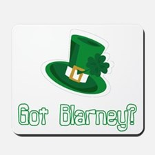 Got Blarney? Mousepad