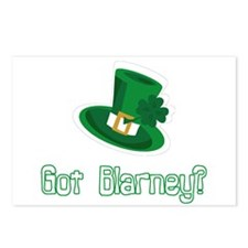 Got Blarney? Postcards (Package of 8)