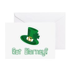 Got Blarney? Greeting Cards (Pk of 10)