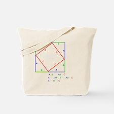 Pyth_Thm_BlackShirt Tote Bag