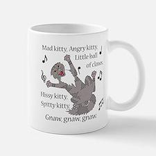 Mad Kitty Angry Kitty Mugs