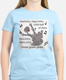 Mad Kitty Angry Kitty T-Shirt