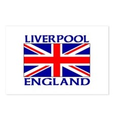 Funny Liverpool Postcards (Package of 8)