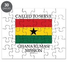 Ghana Kumasi Mission - LDS Mission Called to Serve