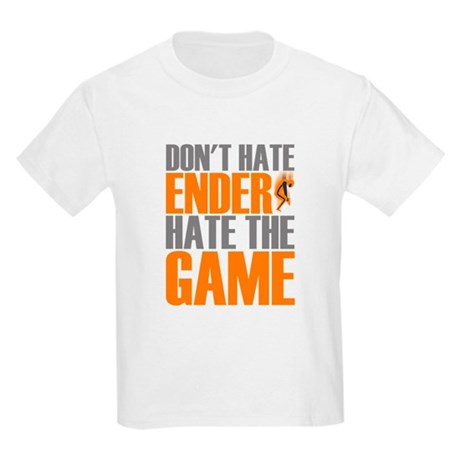 Don't Hate Ender, Hate the Game T-Shirt
