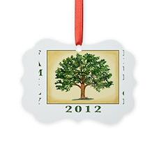 TreeReunion2012Shirt Ornament