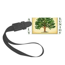 TreeReunion2012Shirt Luggage Tag