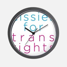cissiesfortransequality Wall Clock