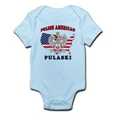 Pulaski Wisconsin Polish Infant Bodysuit
