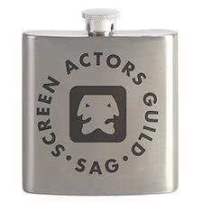 SAG-Logo Flask