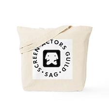 SAG-Logo Tote Bag