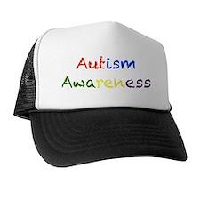 Autism 2 Trucker Hat