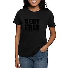 DebtFree2 Tee