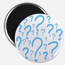 Questions_blue Magnet
