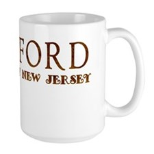 Cranford - Venice of New Jersey - Type  Mug