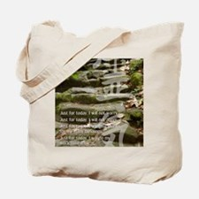 5 STEPS REIKI PRINCIPLES Tote Bag