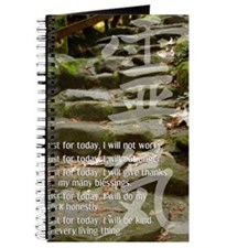 3 STEPS REIKI PRINCIPLES Journal