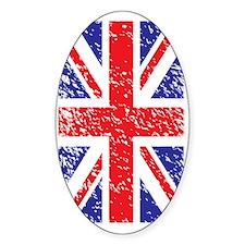 BritishFlag Decal