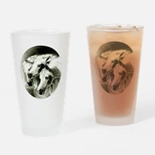 Pharaohs Horses 2014 Drinking Glass