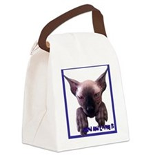 sophie2 Canvas Lunch Bag