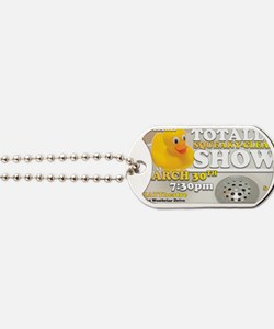 The Totally Squeaky Clean Show - March 20 Dog Tags
