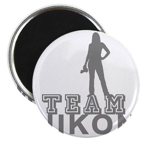 10x10_apparel.TEAM NIKON.gray copy Magnet