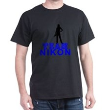 10x10_apparel.TEAM NIKON copy T-Shirt